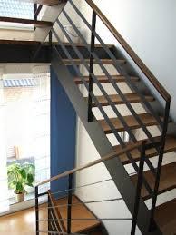 stahl holz treppe stahl holz treppen