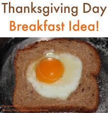 thanksgiving breakfast idea through imperfection
