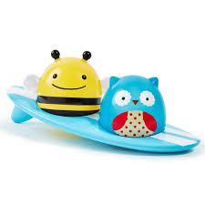 Zoo Lights Dates by Skip Hop Zoo Light Up Bath Surfers Owl And Bee Toys