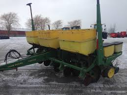 John Deere 7200 Planter by Inventory From Bandit Industries And John Deere Middlebury