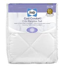 Best Mattress For Crib by Amazon Com Sealy Cool Comfort Fitted Infant Toddler Crib