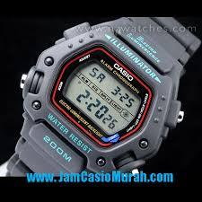 Jam Tangan Casio Dw 290 casio 篏 digital 篏 dw 290 1v 窶 jam casio murah jam tangan