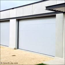 Barton Overhead Door Flush Panel Garage Door Home Design And Pictures