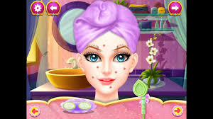 my princess room cleaning princess spa game makeover games by