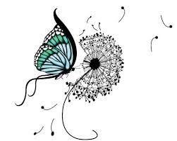 image result for dandelion butterfly designs dandelion