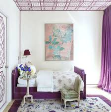 seas lyford trellis wallpaper by miles redd in house beautiful