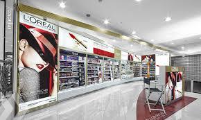Shop In Shop Interior by L U0027oréal Shop In Shop Arno Group