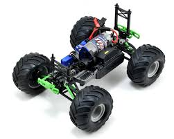 grave digger toy monster truck traxxas 1 16 grave digger 2wd monster truck rtr w backpack u0026 tq