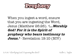 Prophecy Is For Edification Exhortation And Comfort Social Aloe U2013 Social Aloe Is A Gathering Place For Healing And