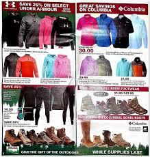 sorel black friday deals gander mountain black friday ad and gandermountain com black