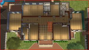 Dutch Colonial Floor Plans Mod The Sims Gold Coast Dutch Colonial Mansion