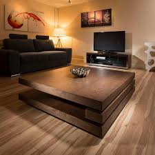 low square coffee table square coffee table dark wood home design and decorating ideas