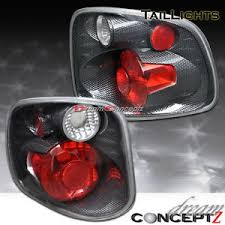 2002 ford f150 tail lights 2001 2002 2003 ford f150 truck supercrew tail lights flareside only