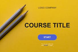 side yellow menu bar course starter template u2014 articulate storyline