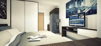 Interior Design Untuk Apartemen Kecil Awesome Bedroom Apartment