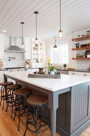 Ceiling Lights For Kitchen Ideas Farmhouse Style Track Lighting Cottage Chandeliers Rustic Pendant