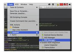 android sdk emulator installing android studio 3 and creating your kotlin android