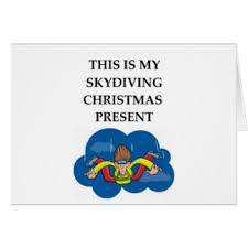 skydiving cards u0026 invitations zazzle co uk