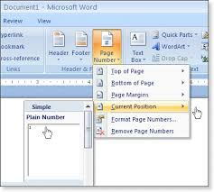 How To Create Resume In Ms Word 2007 Mla Format For Essays And Research Papers Using Ms Word 2007