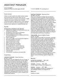 Operations Manager Resume Template Manager Resume Example Resume Example And Free Resume Maker