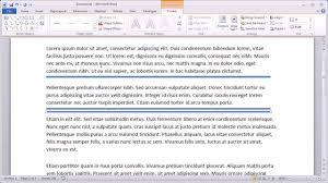 Resume Microsoft Word How To Write A Basic Resume In Microsoft Word Youtube 2007