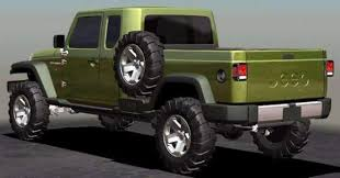 jeep gladiator 2016 2017 jeep gladiator concept release date price specs 2018 2019