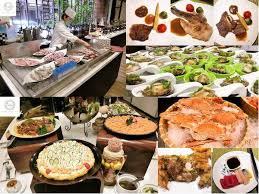 台北松山 日安西餐廳 馥敦南京館 buffet吃到飽優惠活動來了 2018食尚