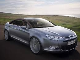 citroen c5 description of the model photo gallery modifications