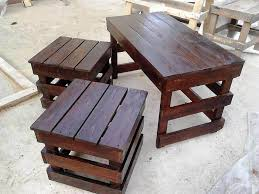 Pallet Coffee Tables Rustic And Recycled Pallet Coffee Table