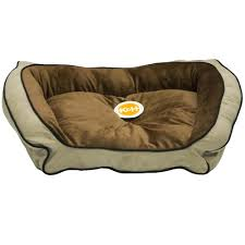 Igloo Dog Bed Leather Dog Couch Bed Igloo Pet Bed Grey Extra Large Elevated Dog