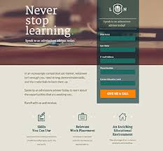 click through landing page u0026 overlay templates by unbounce