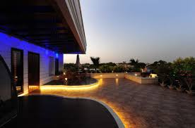 lighting ideas for outdoor gardens terraces and porches