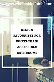 handicapped accessible bathroom designs best 25 disabled bathroom ideas on pinterest wheelchair
