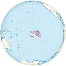 France World Map Location Of The French Polynesia In The World Map