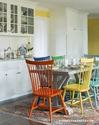 painted kitchen furniture painted kitchen chairs furniture ocinz com in decorations 4 warface co