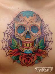 the dead skull tattoos chopper website designchopper