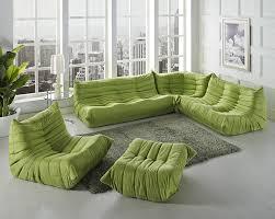 rooms to go sectional sofas amazon com modway modern waverunner modular sectional sofa set
