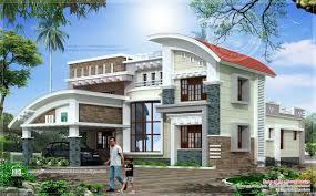 modern home design 4000 square feet modern home house design images a9as1 18512