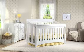 Delta Bentley Convertible Crib Delta Children Bentley S Series 4 In 1 Crib White Baby