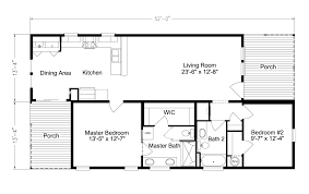 What Is Wic In Floor Plan View Summer Cove Ii Floor Plan For A 1387 Sq Ft Palm Harbor