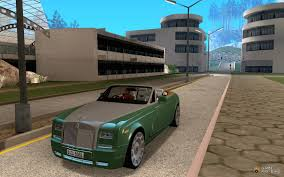 roll royce gta rolls royce phantom drophead coupe series ii 2012 for gta san andreas