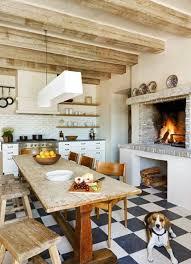 kitchen fireplace designs beautiful kitchens exposed beams beautiful kitchen and kitchens