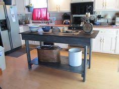 country primitive kitchen island by beavercreekuniques on etsy