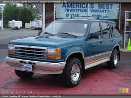 Ford Explorer Warranty - 1994 ford explorer information and photos zombiedrive