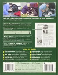 peugeot 106 petrol and diesel service and repair manual 1991 to