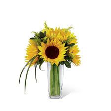 sunflower arrangements stylish sunflower arrangement at send flowers