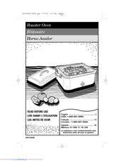 hamilton beach 32182 roaster oven with buffet pans manuals