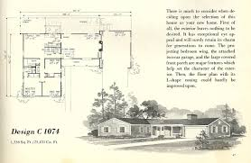 retro house plans 1960s house interior