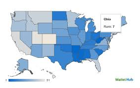 Ohio On Us Map by Ohio Ranked 7th Fattest State In The U S Scene And Heard