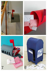 mailbox craft diy mailboxes for kids housing a forest